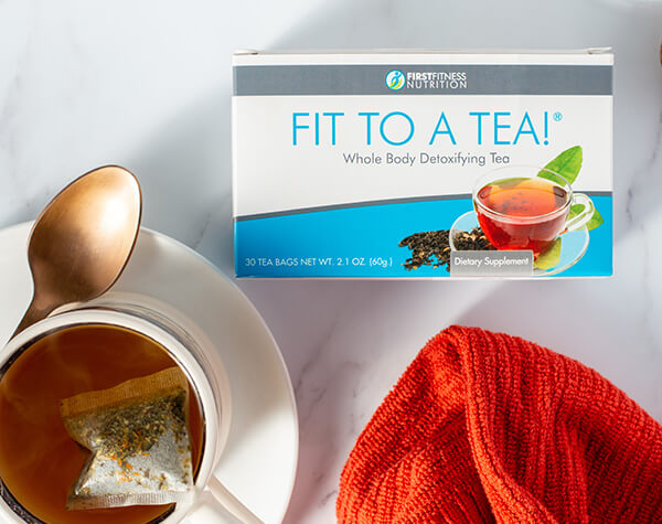 First Fitness Nutrition Fit to a Tea